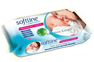 Softline Fresher Islak Havlu