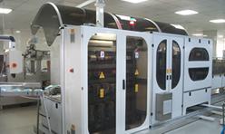 Bur-İş Islak Mendil Otomatik Kapalı Makina