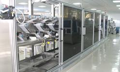 Bur-İş Islak Mendil ve Havlu Üretim Makinası