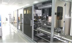 Bur-İş Islak Havlu Üretim Kapalı Makina