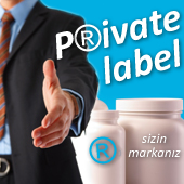 Private Label Özel Marka Üretimi