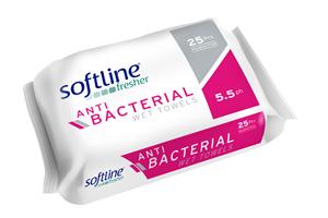 Softline Fresher Antibakteriyel Islak Mendil